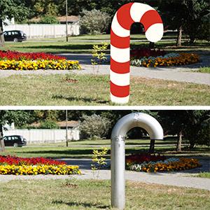 Труба в Центральном парке